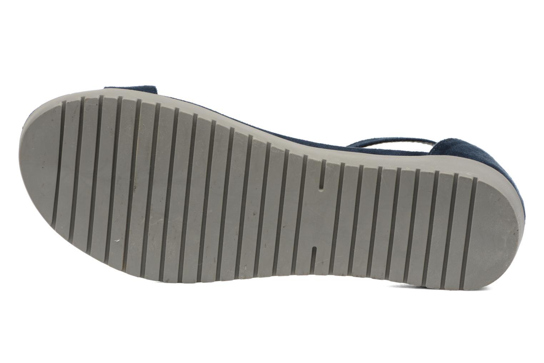 Sandales et nu-pieds Refresh Jovi Bleu vue haut
