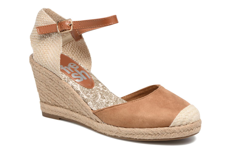 Espadrillos Refresh Malo Brun detaljeret billede af skoene