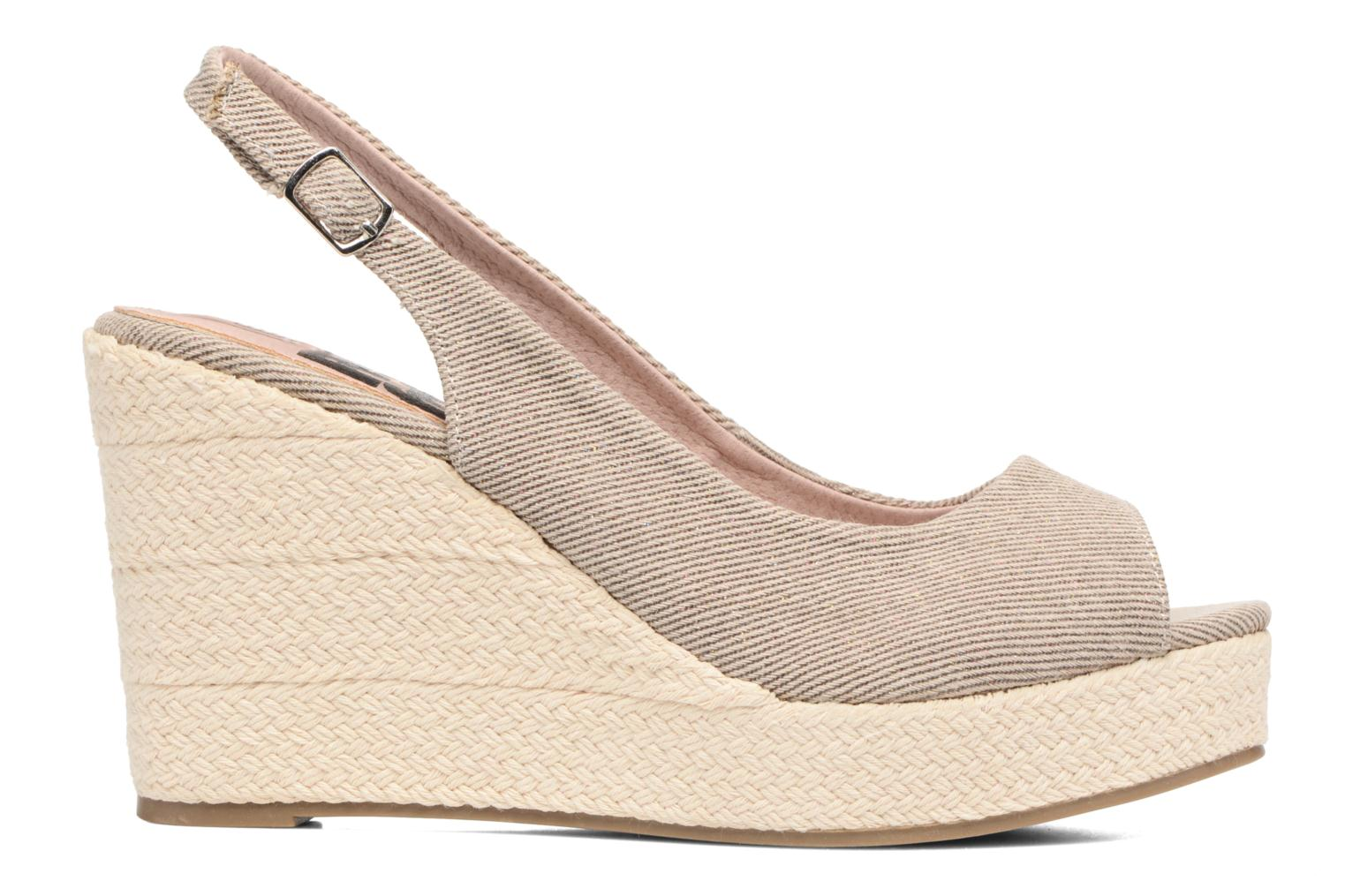 Sandals Refresh Acma Beige back view