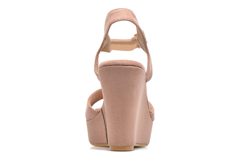 Sandalen Refresh Mack rosa ansicht von rechts