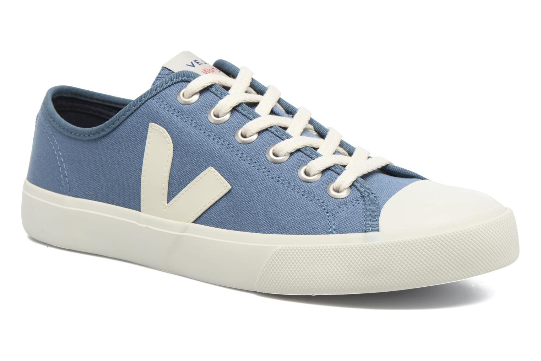 Baskets Veja Wata Bleu vue détail/paire