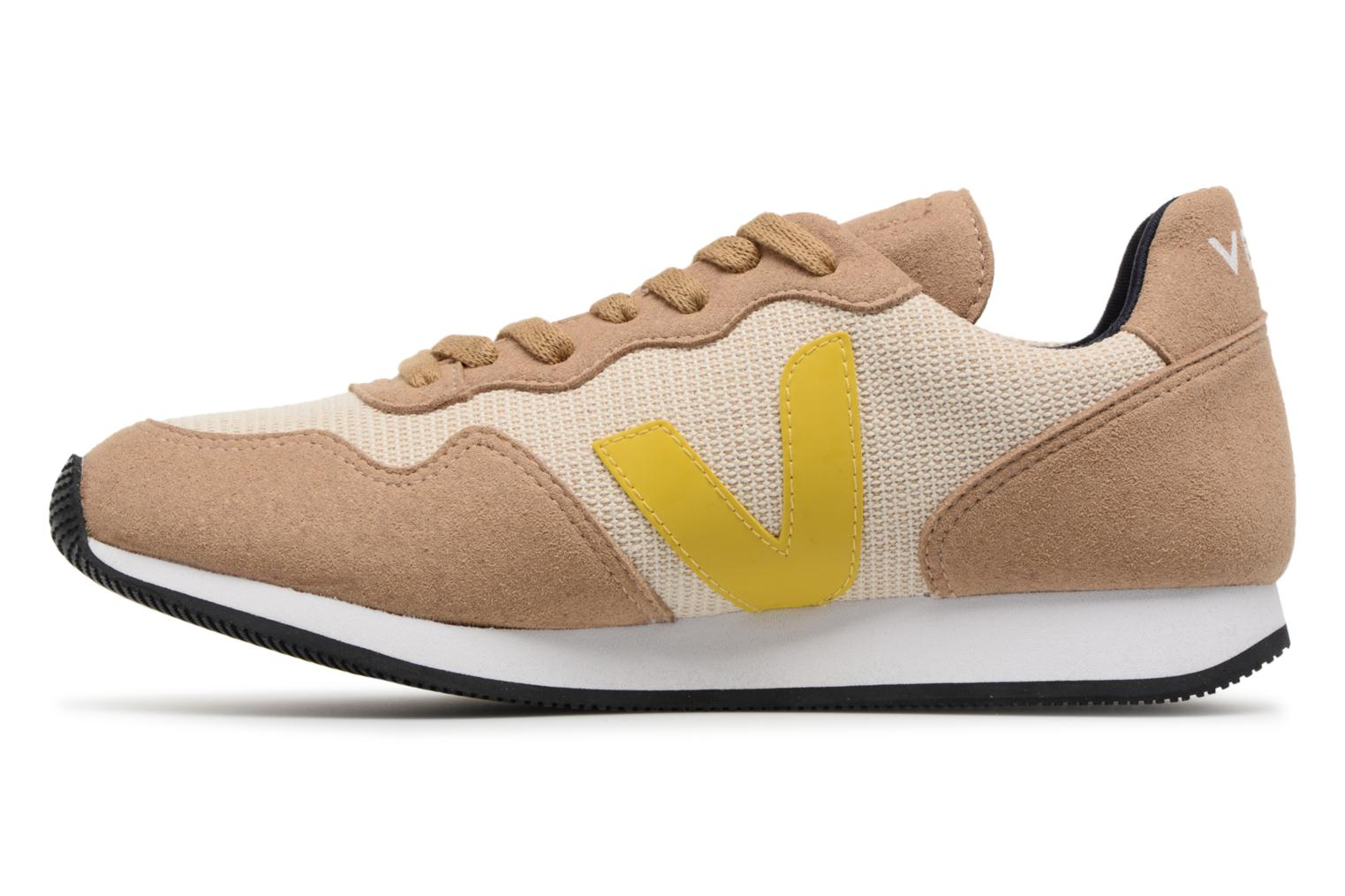 Trainers Veja Sdu Yellow front view