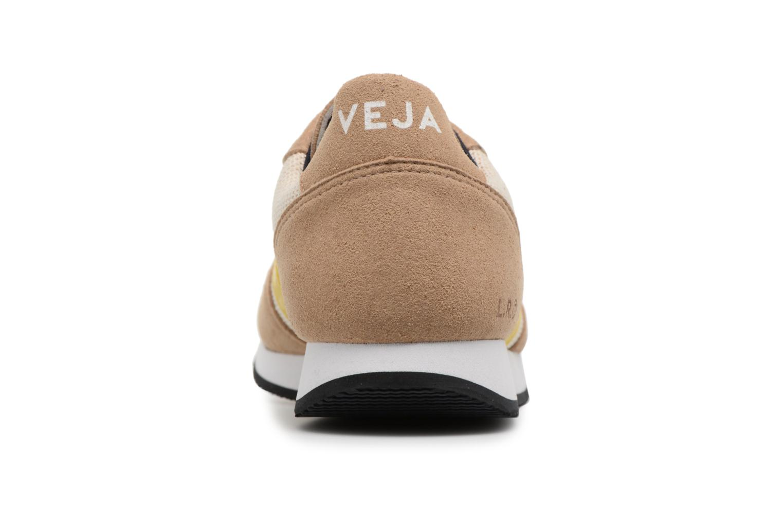 Trainers Veja Sdu Yellow view from the right
