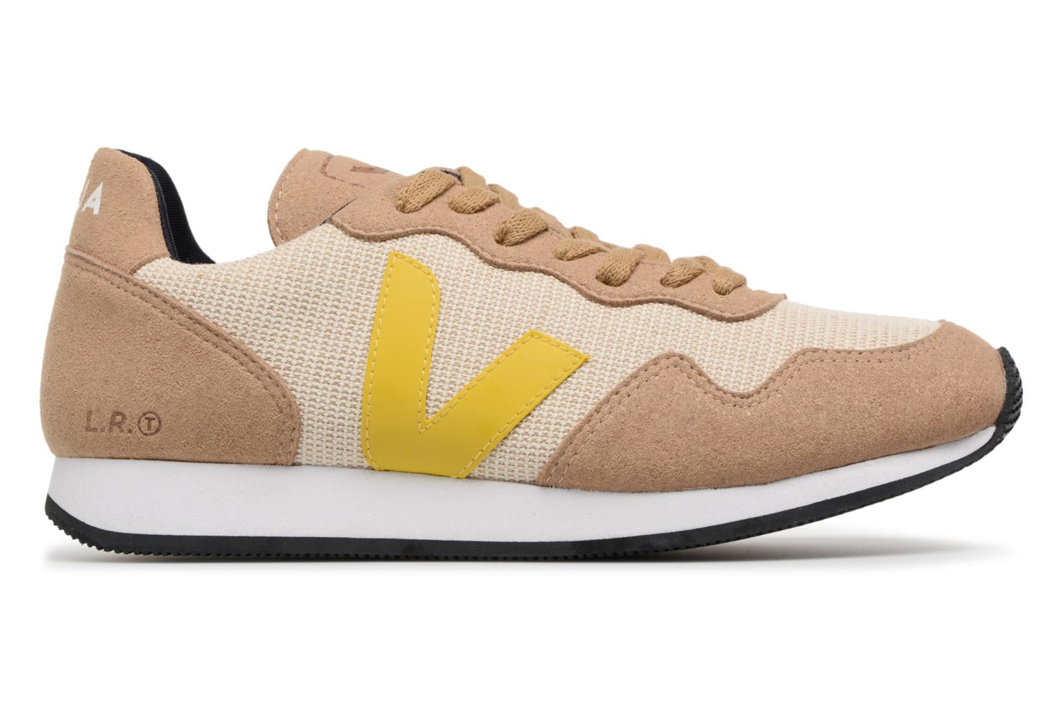 Trainers Veja Sdu Yellow back view