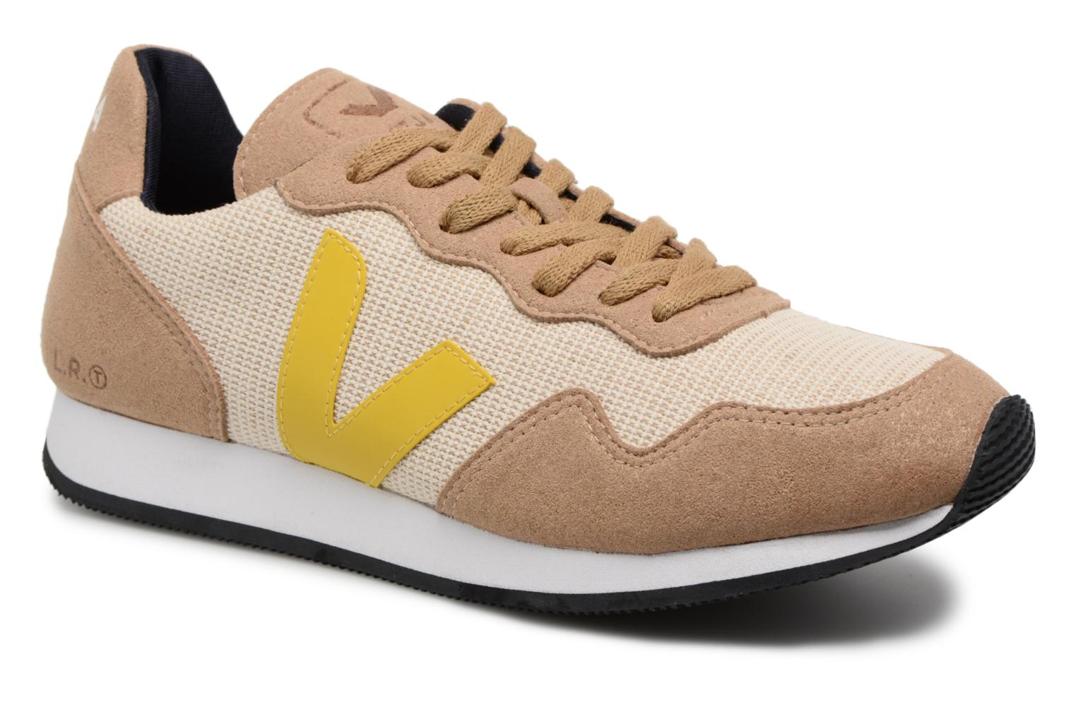 Trainers Veja Sdu Yellow detailed view/ Pair view