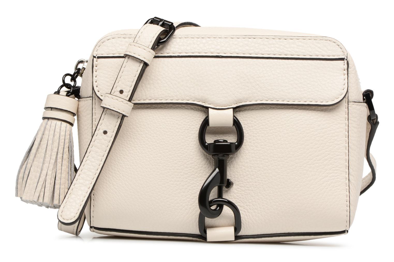 Sacs à main Rebecca Minkoff Mab Camera bag Blanc vue détail/paire