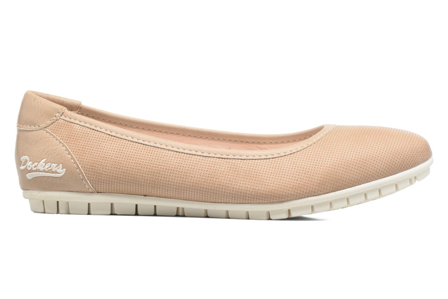 Ballet pumps Dockers Jama Pink back view