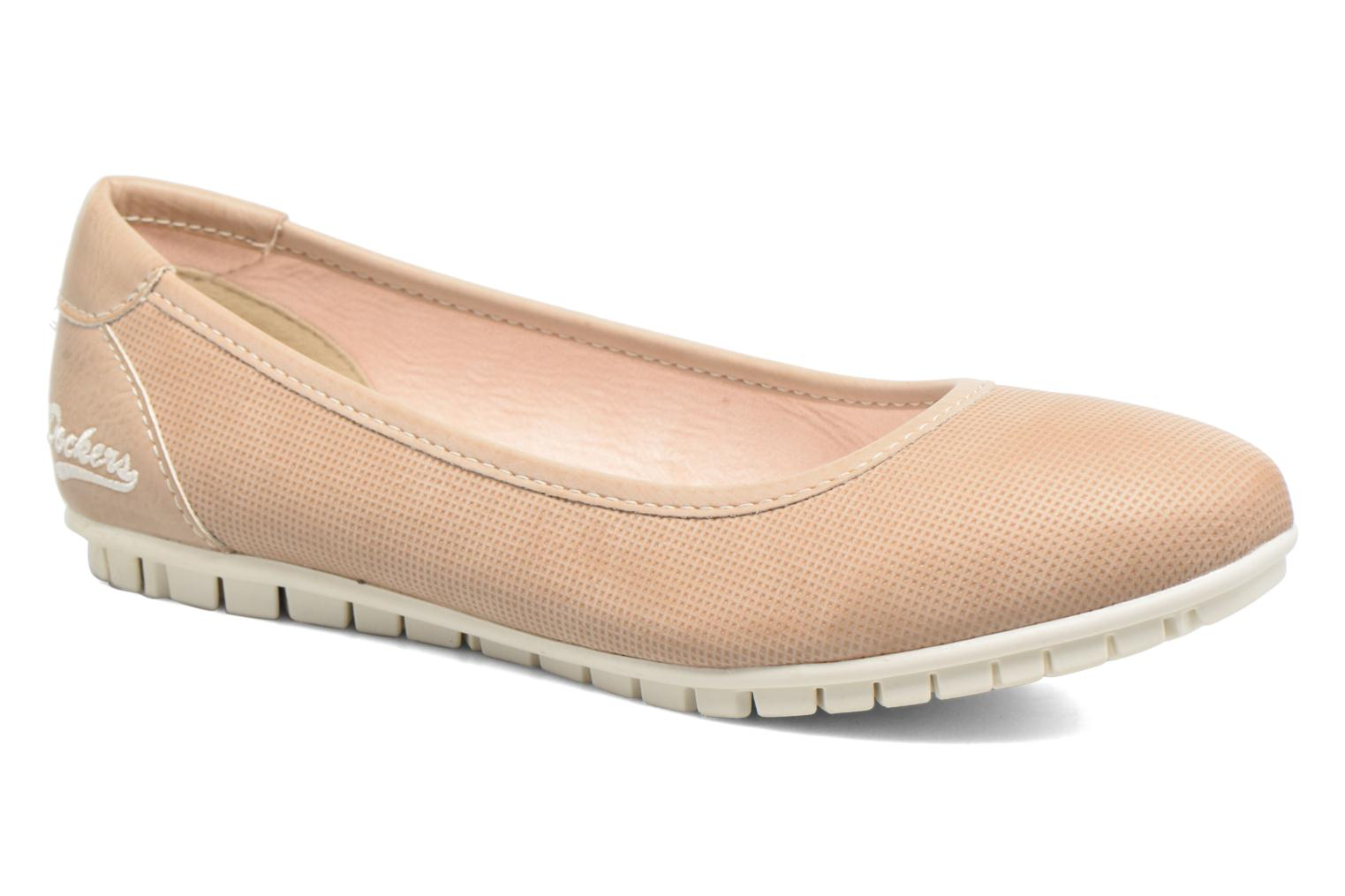 Ballet pumps Dockers Jama Pink detailed view/ Pair view