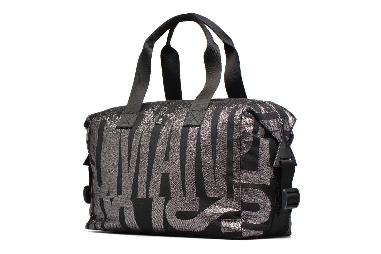 Handtaschen Vivienne Westwood Sheffield Shoulderbag grau schuhe getragen