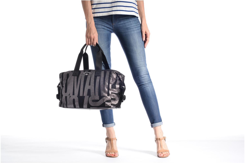 Handtaschen Vivienne Westwood Sheffield Shoulderbag grau ansicht von oben
