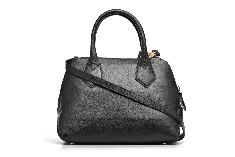 Sacs à main Vivienne Westwood Balmoral small Handbag Noir vue face