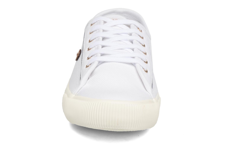 Baskets Faguo Birch01 Blanc vue portées chaussures