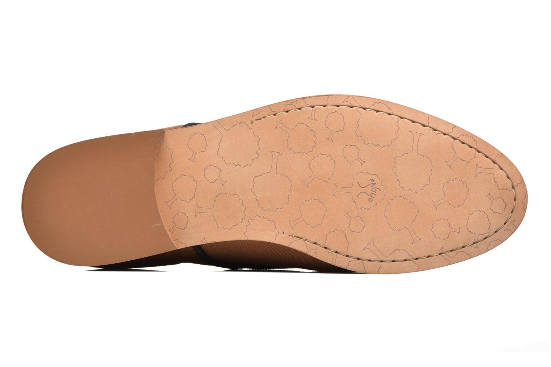 Chaussures à lacets Faguo Nordmann01 Marron vue haut