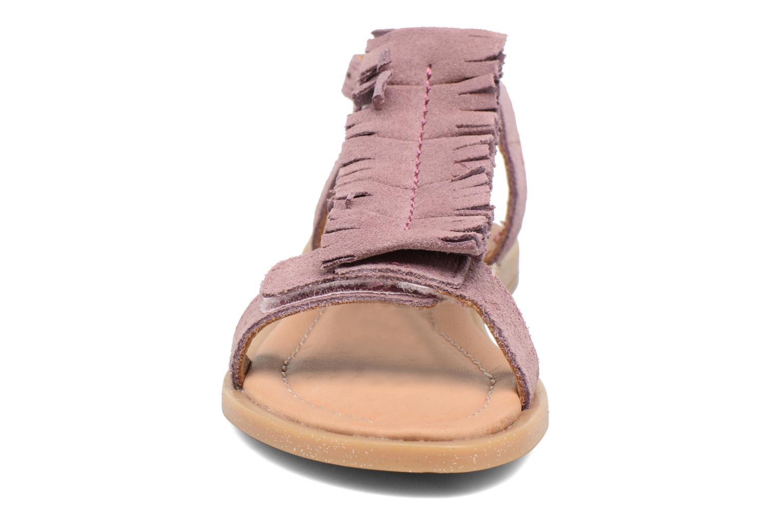 Sandali e scarpe aperte Bisgaard Jona Rosa modello indossato