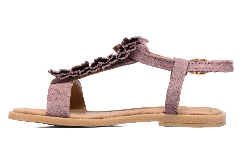 Sandales et nu-pieds Bisgaard Jona Rose vue face