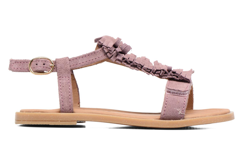 Sandales et nu-pieds Bisgaard Jona Rose vue derrière