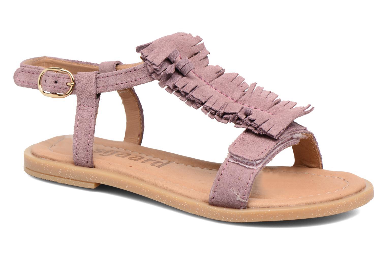 Sandales et nu-pieds Bisgaard Jona Rose vue détail/paire