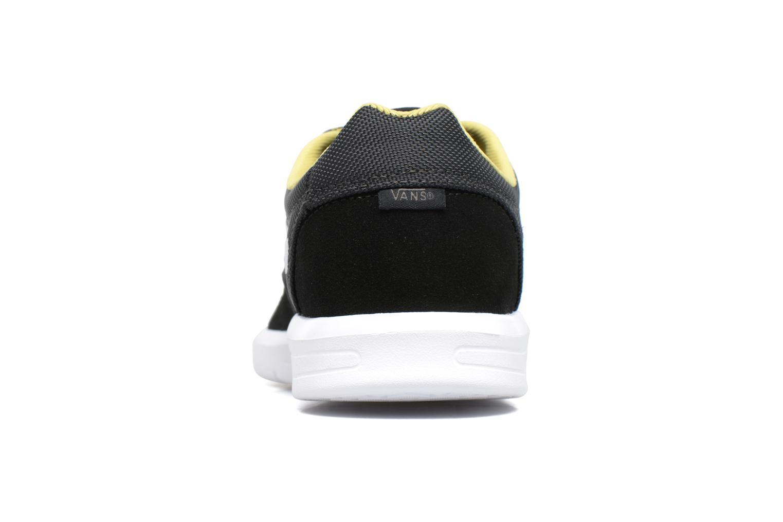 Baskets Vans Iso 1.5 Noir vue droite