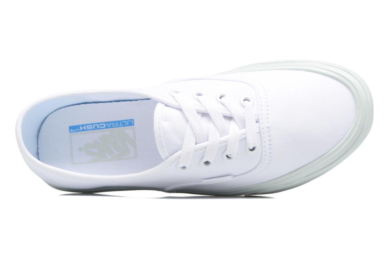 Baskets Vans Authentic Lite W Blanc vue gauche