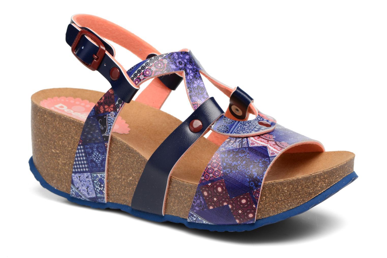 Desigual SHOES_BIO 9 (Multicolore) - Sandales et nu-pieds chez Sarenza (283975)