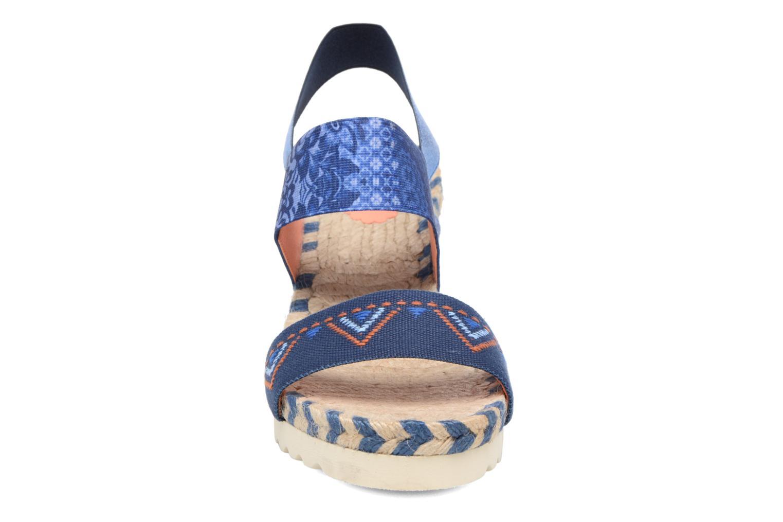 Sandalias Desigual SHOES_IBIZA Multicolor vista del modelo