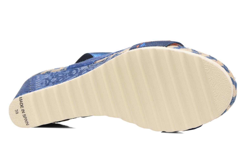 Sandalias Desigual SHOES_IBIZA Multicolor vista de arriba