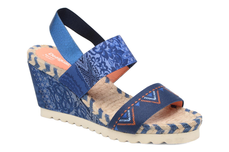 Sandalias Desigual SHOES_IBIZA Multicolor vista de detalle / par