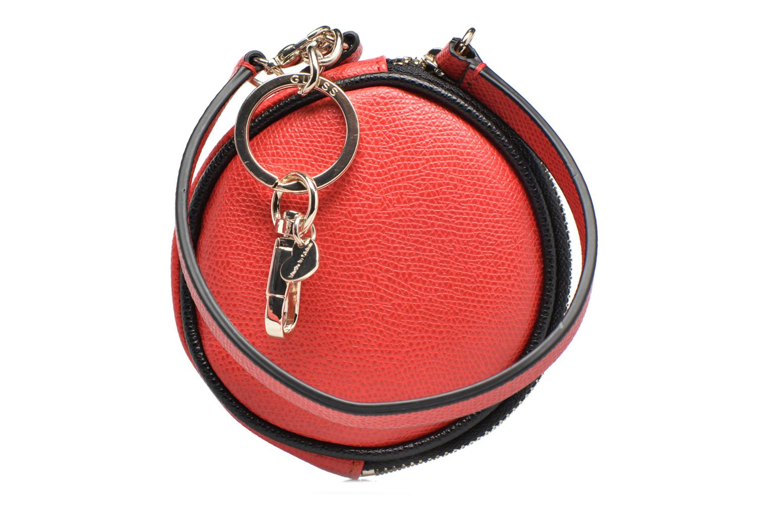 MIX MATCH KEYRING Wristlet keychain Black