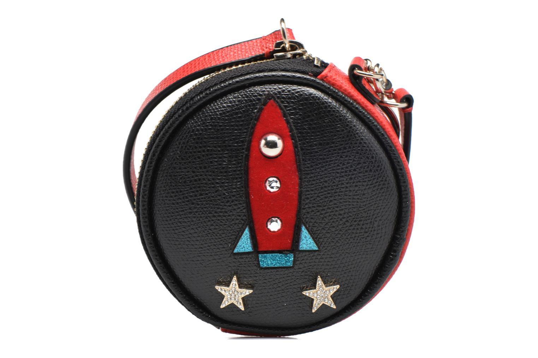 Diversos Guess MIX MATCH KEYRING Wristlet keychain Negro vista de detalle / par
