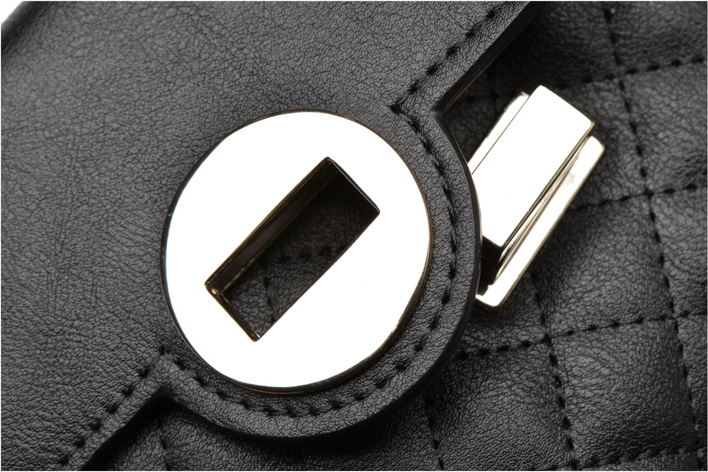 Divers Guess WILSON Keychain Noir vue gauche