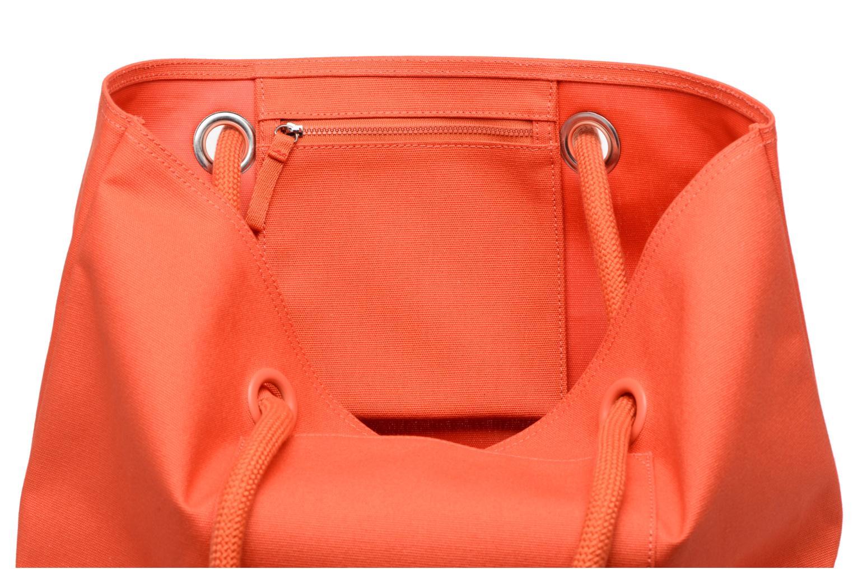 Sacs à main Lacoste Summer Shopping bag L Orange vue derrière