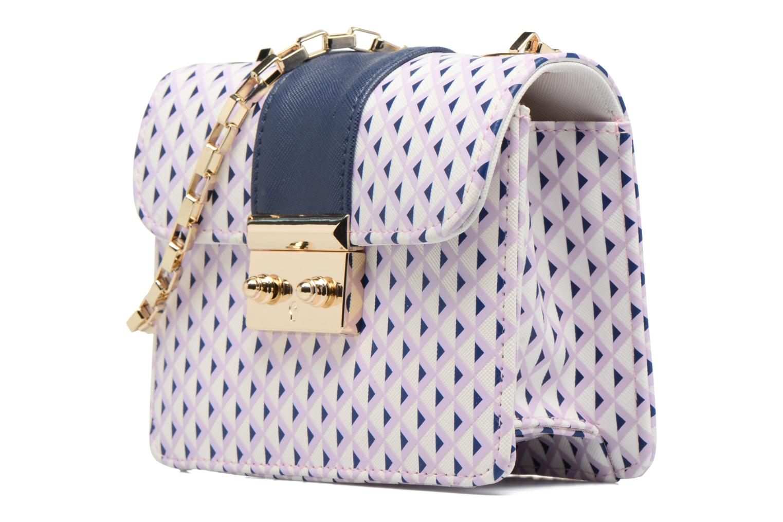 Handtaschen L'Aetelier Caesars ANDY Shoulder bag S blau schuhe getragen