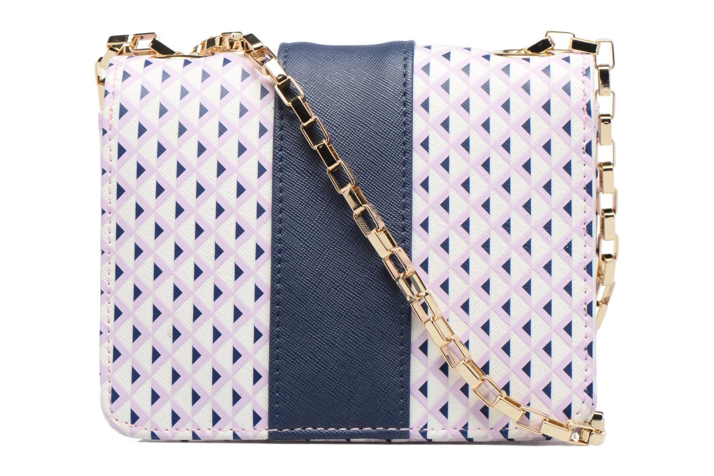 Handtaschen L'Aetelier Caesars ANDY Shoulder bag S blau ansicht von vorne