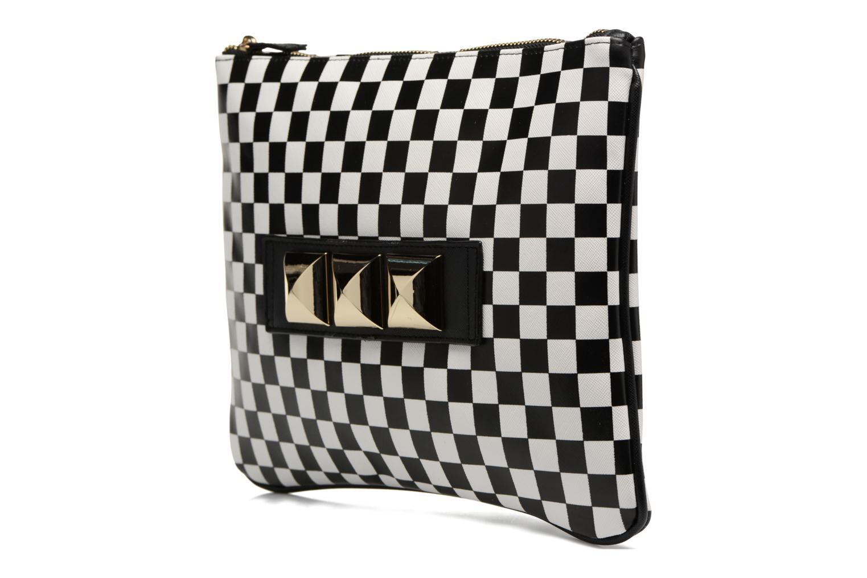 Portemonnaies & Clutches L'Aetelier Caesars HADY Pochette schwarz schuhe getragen