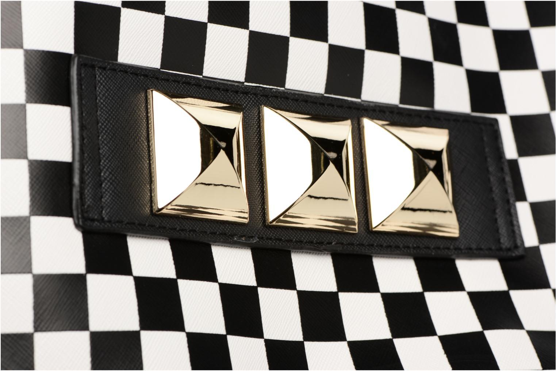 Portemonnaies & Clutches L'Aetelier Caesars HADY Pochette schwarz ansicht von links