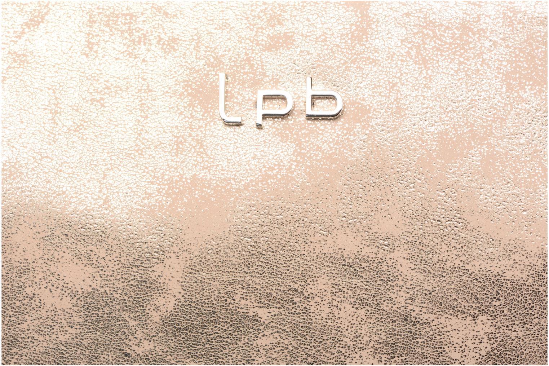 Borse Les P'tites Bombes Sac découpe laser Oro e bronzo immagine sinistra