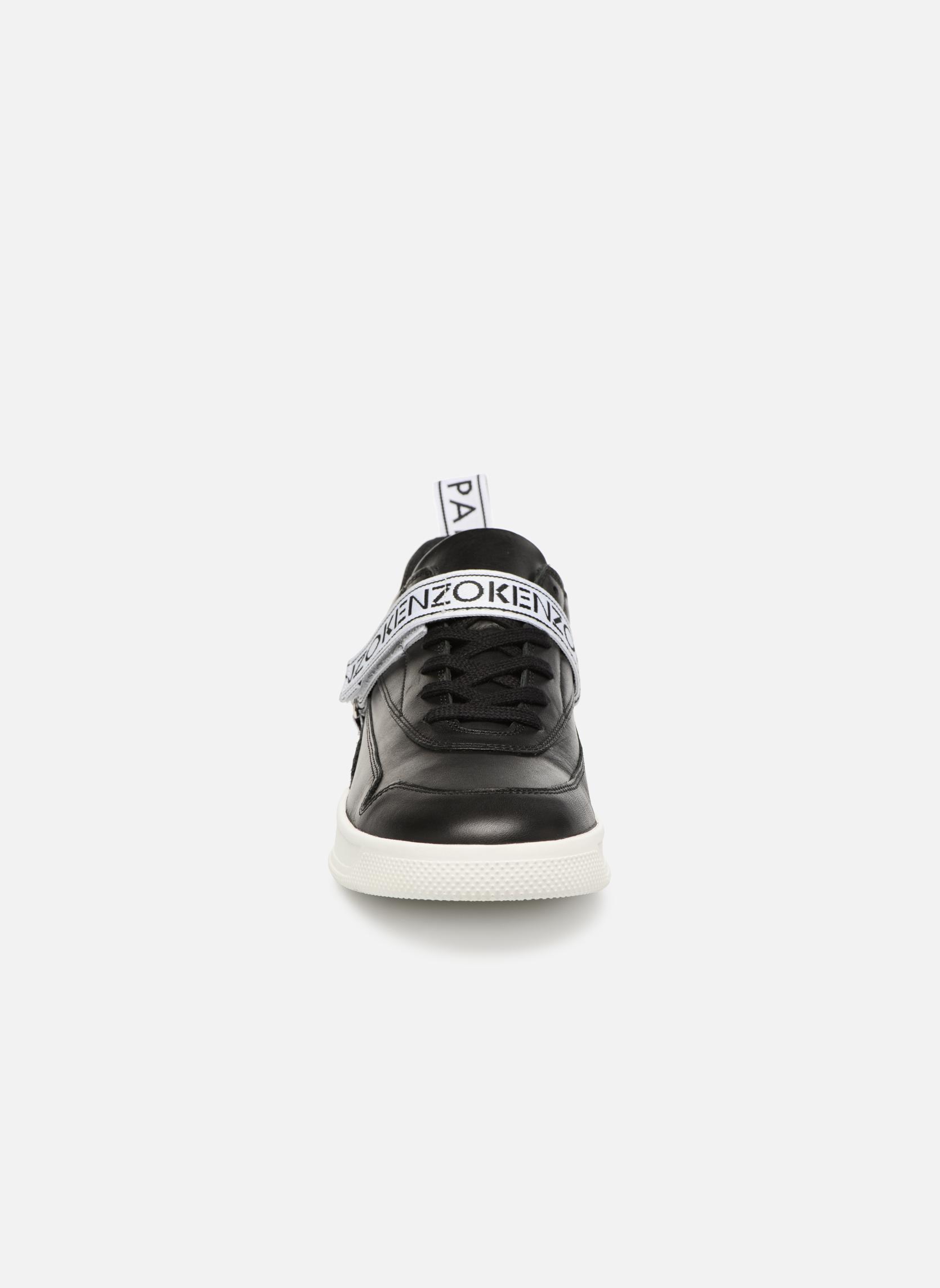 Baskets Kenzo Calvin Noir vue portées chaussures