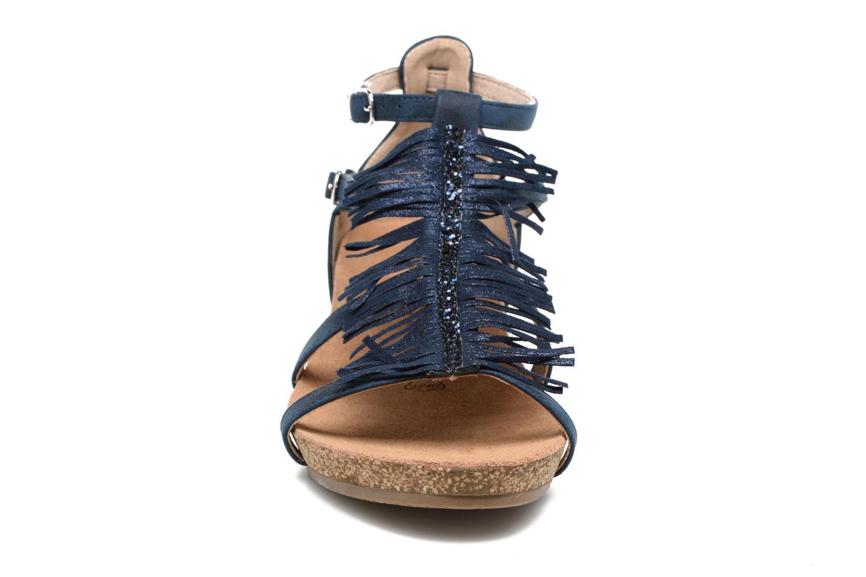 Sandales et nu-pieds Xti Bonu 46557 Bleu vue portées chaussures