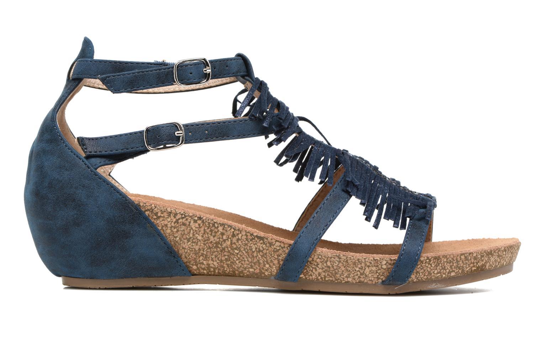 Sandales et nu-pieds Xti Bonu 46557 Bleu vue derrière