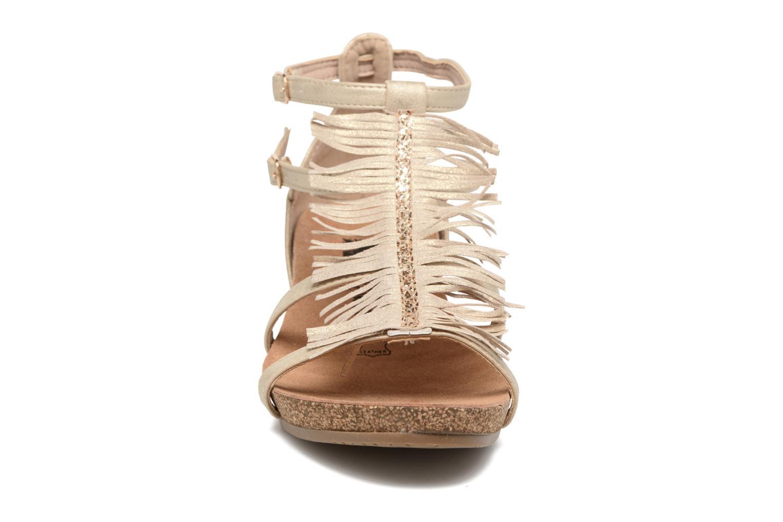 Sandaler Xti Bama 46557 Guld og bronze se skoene på
