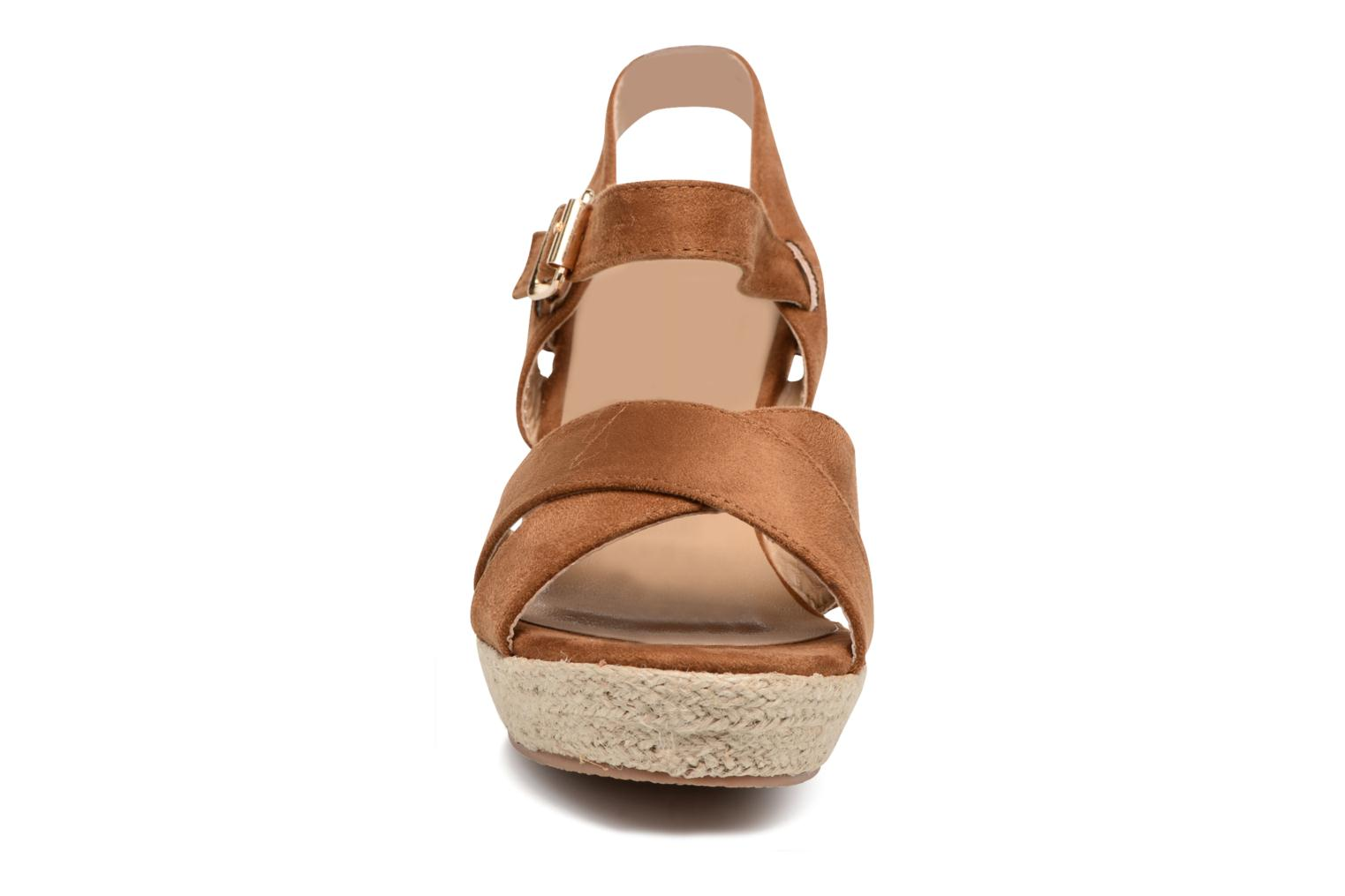 Sandals Xti Issum 33450 Brown model view
