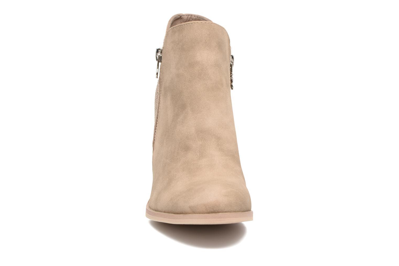 Bottines et boots Xti Opo 46567 Marron vue portées chaussures