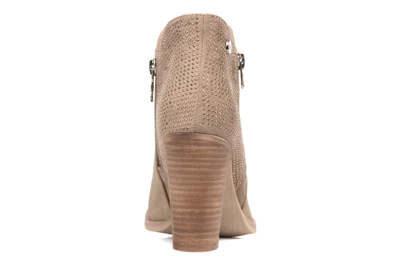 Bottines et boots Xti Opo 46567 Marron vue droite