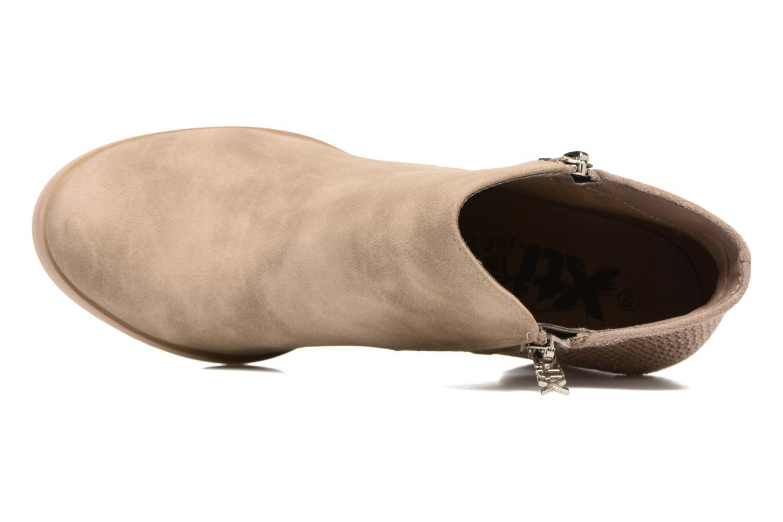 Bottines et boots Xti Opo 46567 Marron vue gauche
