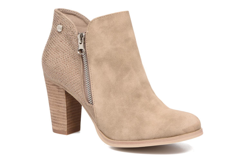 Bottines et boots Xti Opo 46567 Marron vue détail/paire