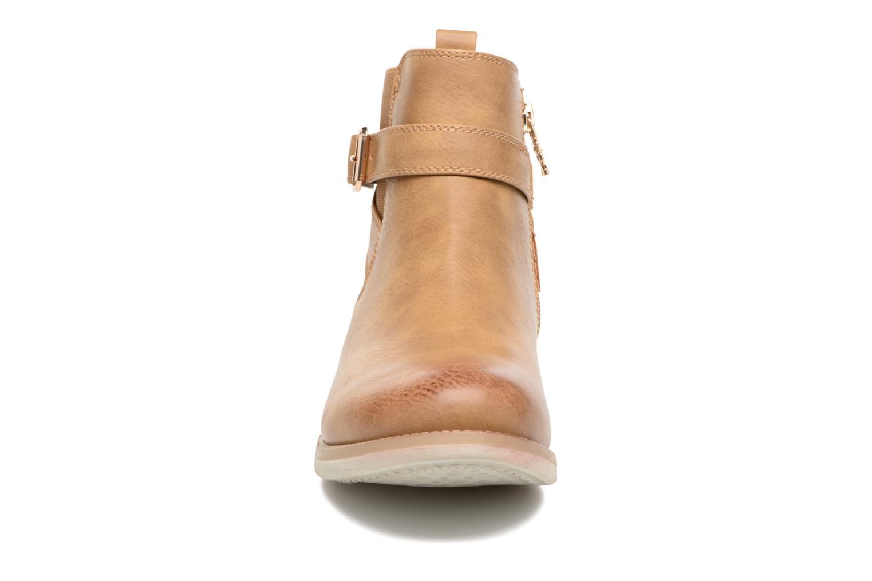 Bottines et boots Xti Yomel 33408 Marron vue portées chaussures