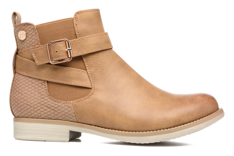 Bottines et boots Xti Yomel 33408 Marron vue derrière
