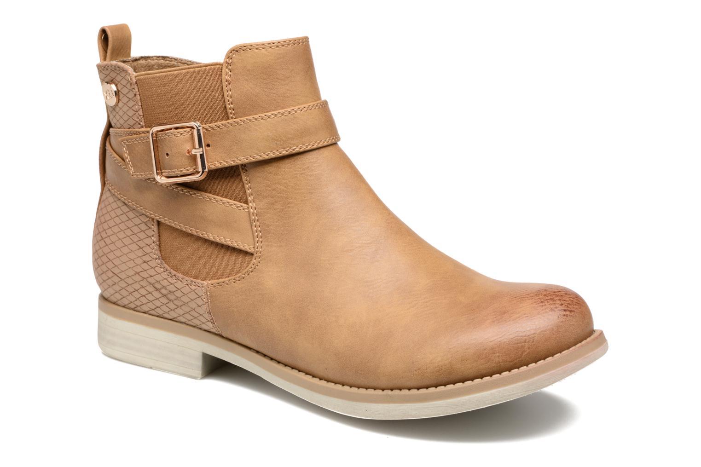 Bottines et boots Xti Yomel 33408 Marron vue détail/paire