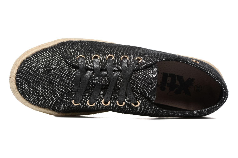 Sneakers Xti Zanzine 46768 Sort se fra venstre