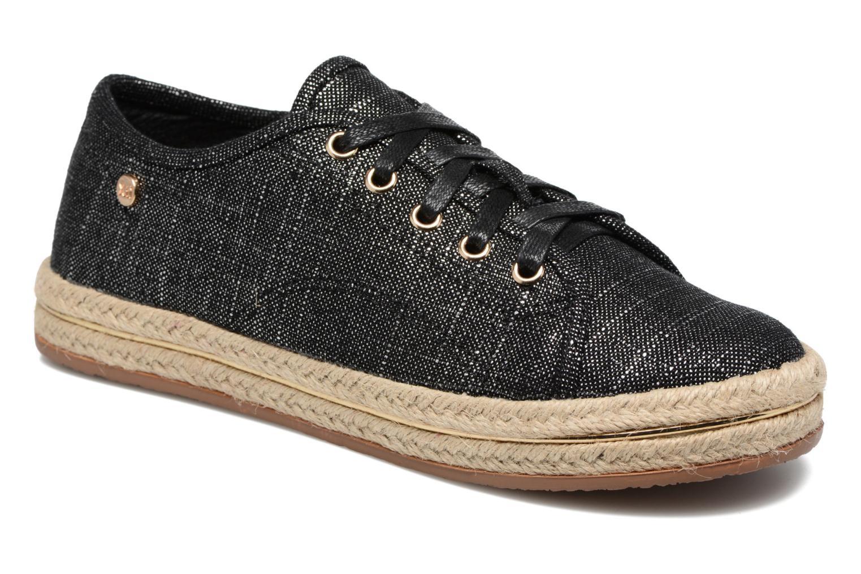 Sneakers Xti Zanzine 46768 Sort detaljeret billede af skoene